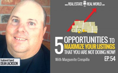 EP 54 | FIVE Opportunities to Maximize Your Listings that Your Are Not Doing Now!
