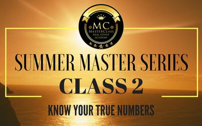 SUMMER SERIES CLASS 2