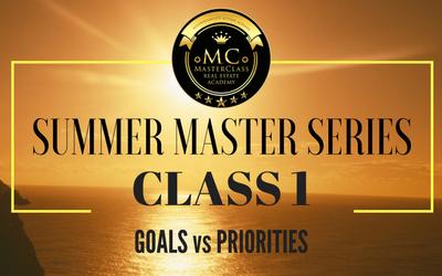 SUMMER SERIES CLASS 1