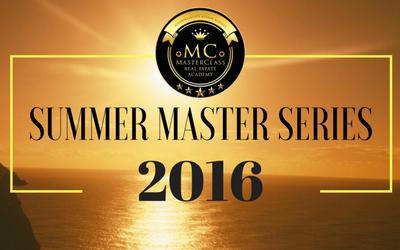 Summer Master Series 2016